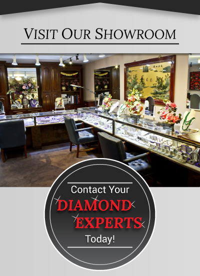 Visit our showroom and book an appointment with your diamond experts